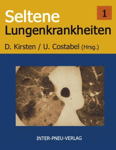 Seltene Lungenkrankheiten als Buch