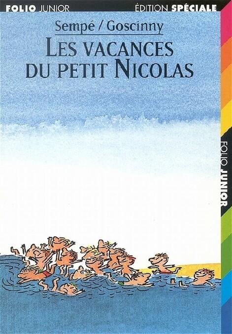 Les vacances du petit Nicolas als Taschenbuch