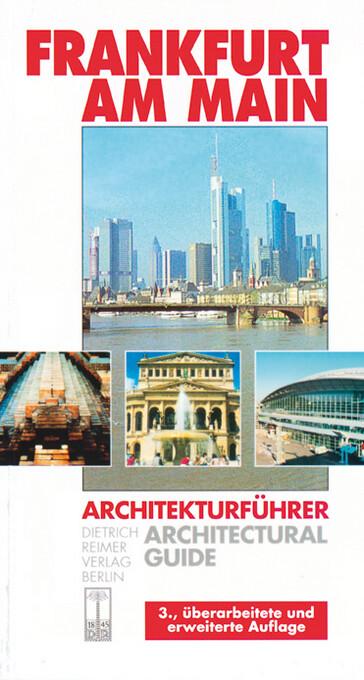 Architekturführer Frankfurt am Main als Buch