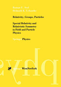 Relativity, Groups, Particles