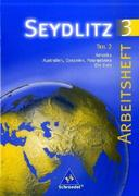 Seydlitz Erdkunde 3.2. 8./9. Schuljahr. Arbeitsheft. Neubearbeitung. Berlin, Mecklenburg-Vorpommern, Brandenburg, Sachsen-Anhalt, Thüringen, Sachsen