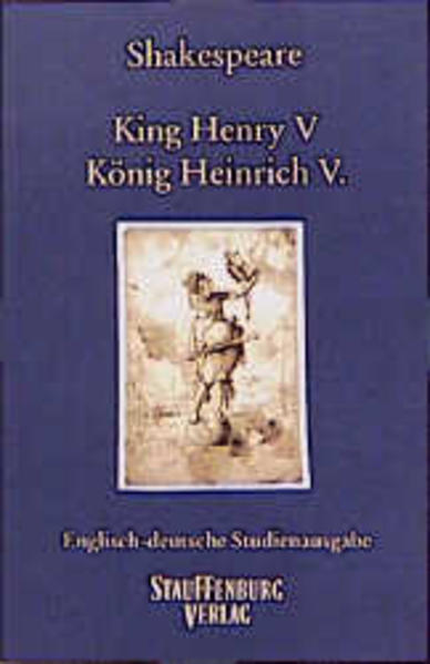 König Heinrich V / King Henry V als Buch