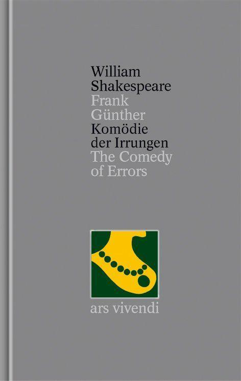 Komödie der Irrungen /The Comedy of Errors als Buch
