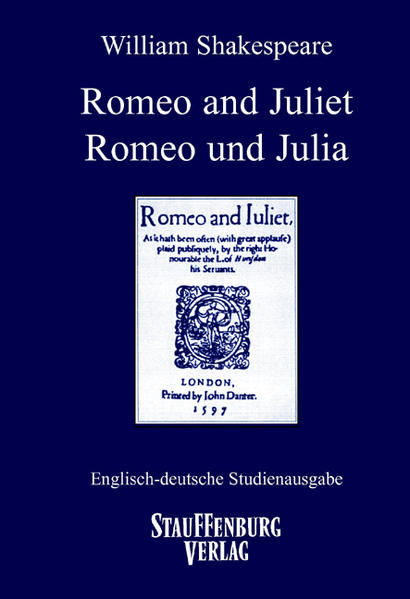 Romeo und Julia / Romeo and Juliet als Buch