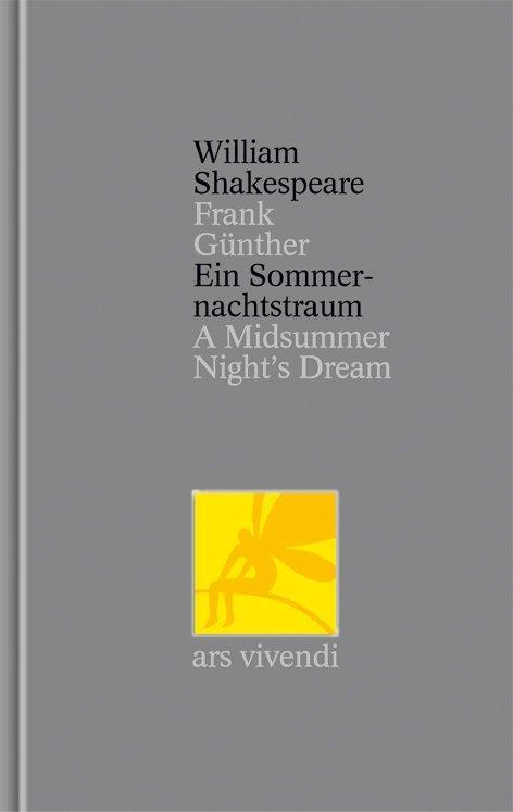 Ein Sommernachtstraum /A Midsummer Night's Dream als Buch