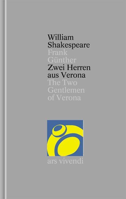 Zwei Herren aus Verona als Buch