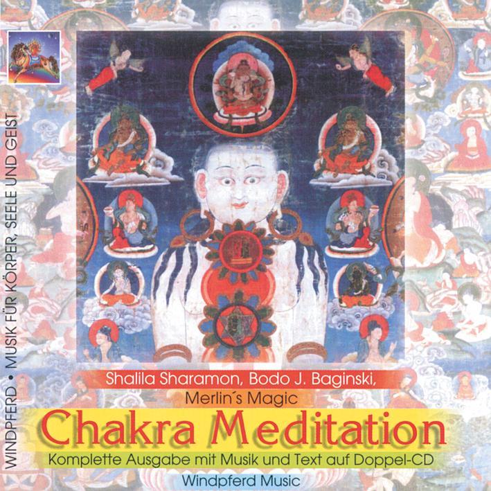 Chakra-Meditation De Luxe. 2 CDs als Hörbuch
