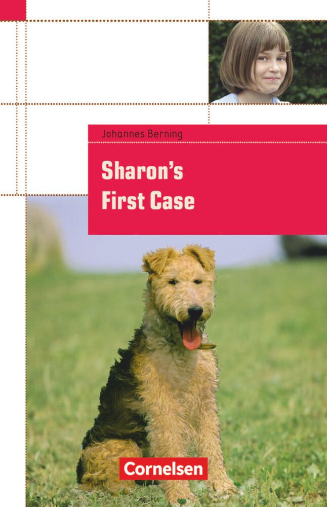 Sharons first case als Buch