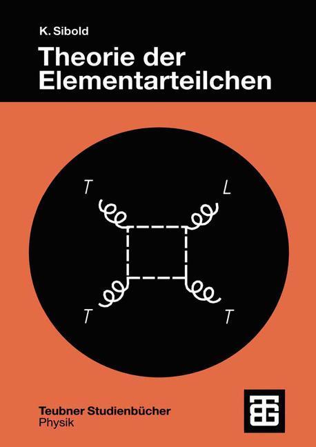 Theorie der Elementarteilchen als Buch