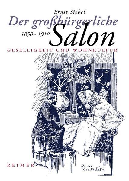 Der grossbürgerliche Salon 1850-1918 als Buch