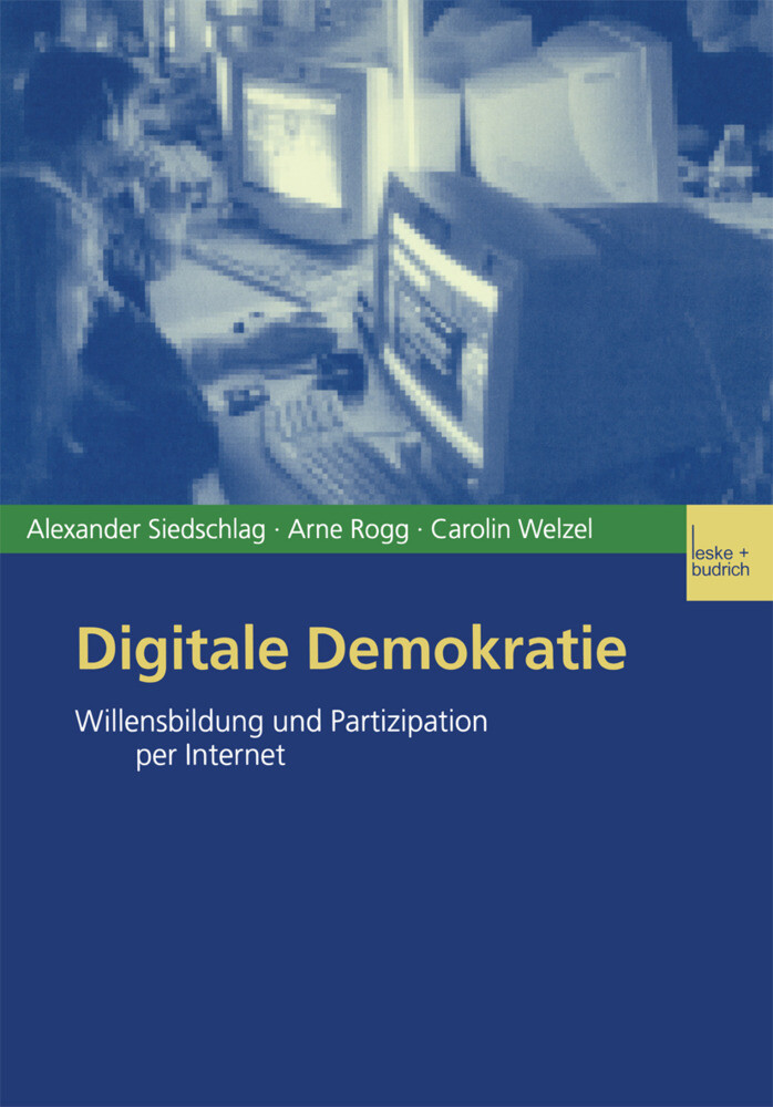 Digitale Demokratie als Buch