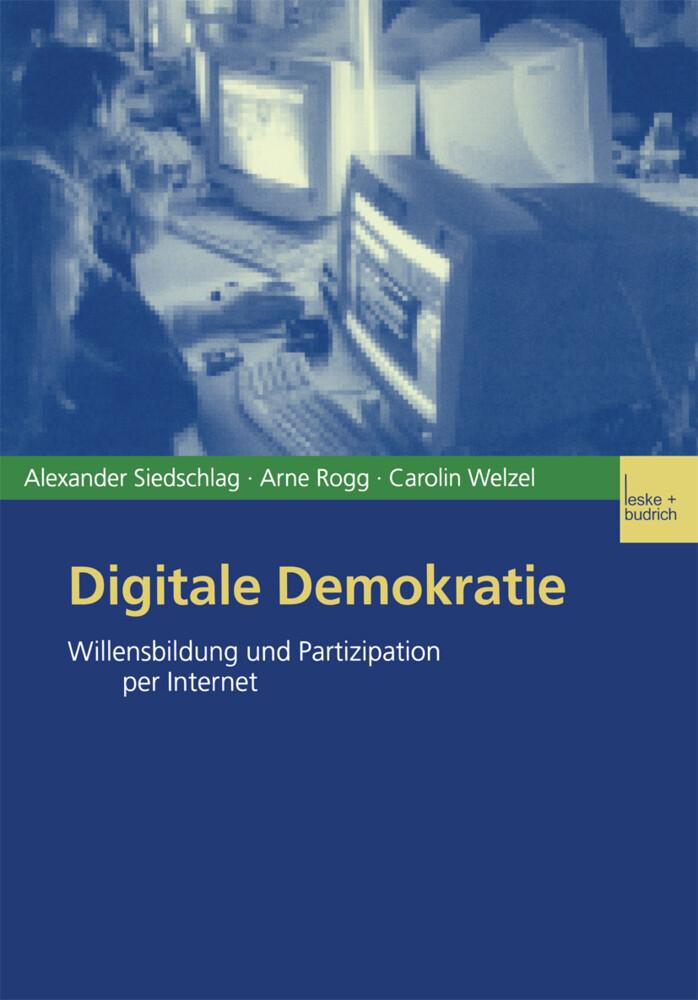 Digitale Demokratie als Buch