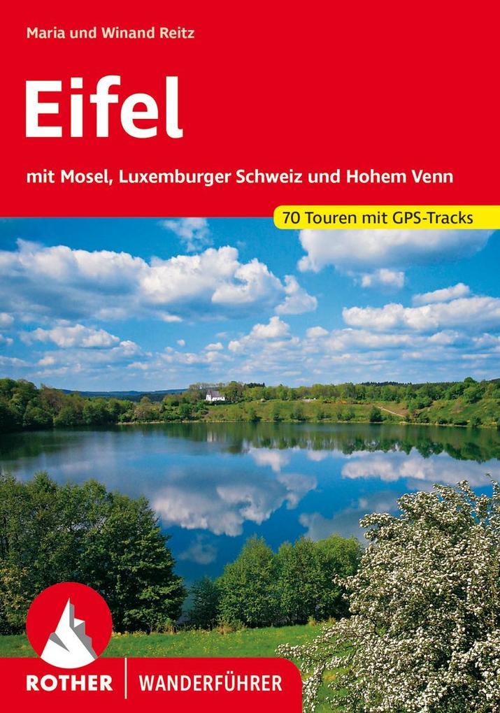 Eifel als Buch von Dieter Siegers, Maria Reitz,...