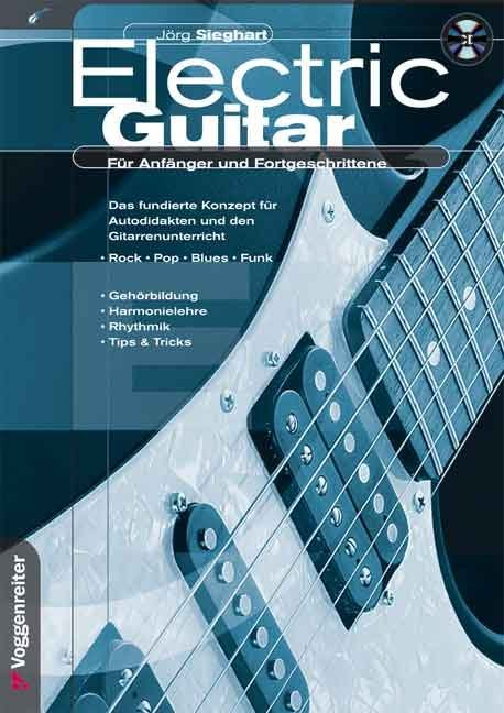 Electric Guitar, m. CD-Audio als Buch