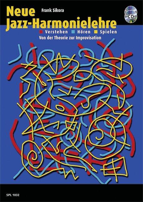 Die neue Jazz-Harmonielehre als Buch