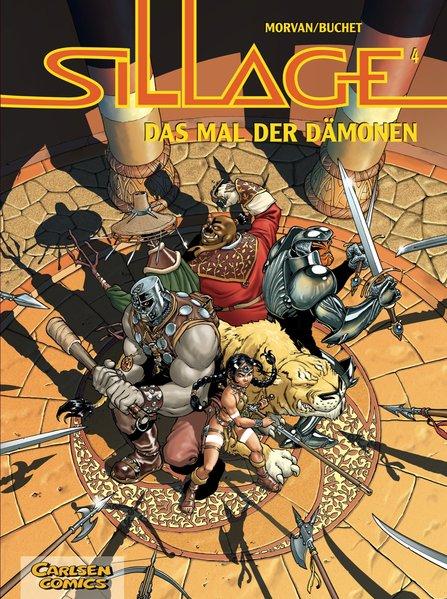 Sillage 04 als Buch