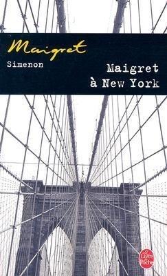 Maigret a New York als Taschenbuch