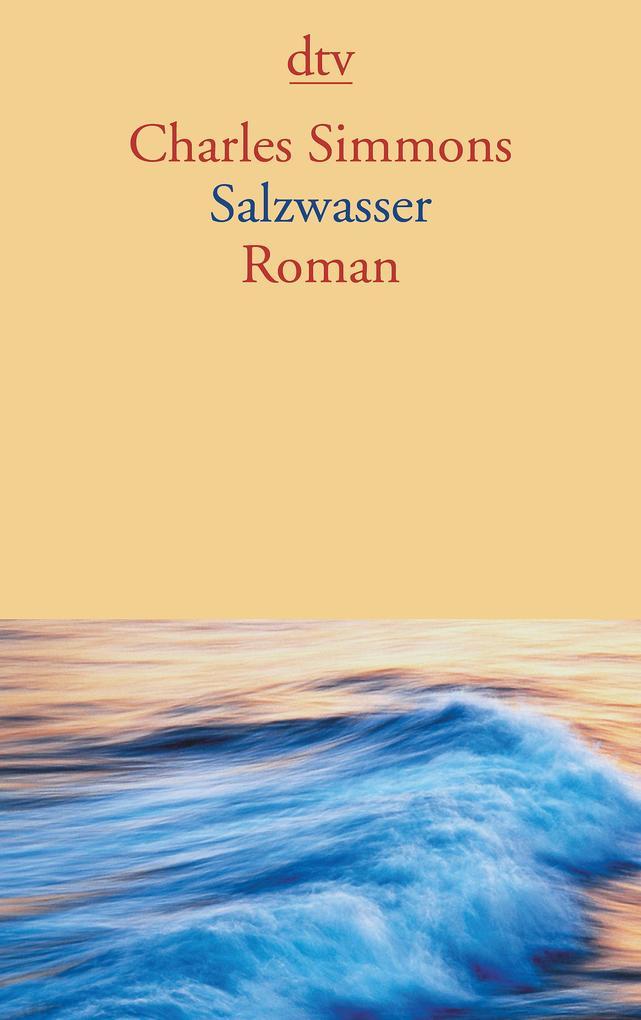 Salzwasser als Taschenbuch