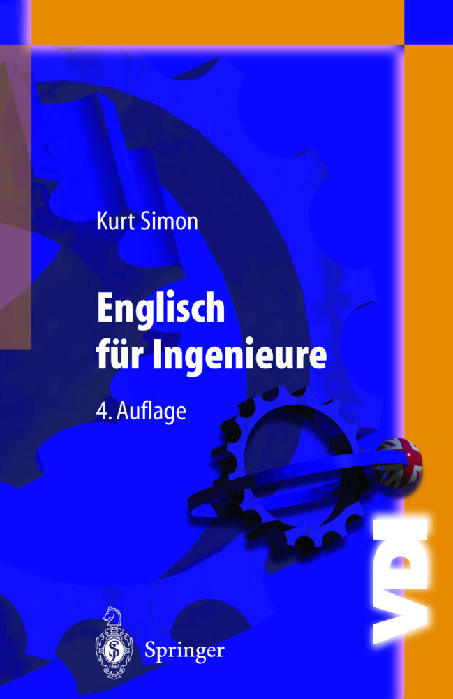 Englisch für Ingenieure als Buch von Kurt Simon...