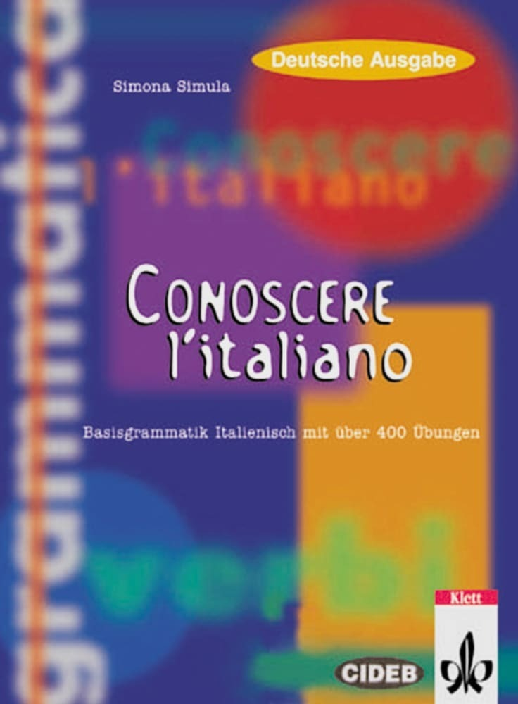 Conoscere l' italiano. Deutsche Ausgabe als Buch