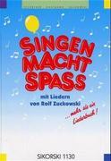 Singen macht Spass. Liederbuch