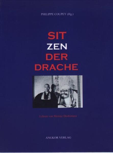 Sitzender Drache als Buch