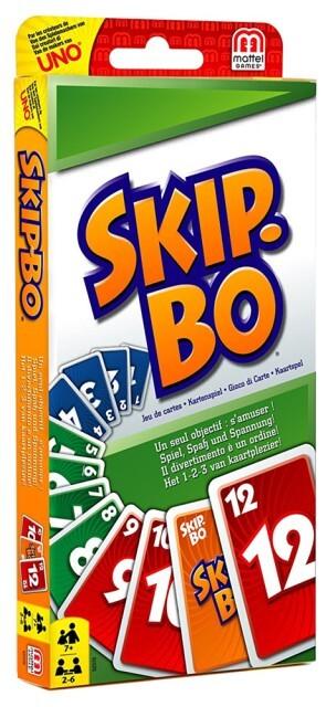 Skip-Bo als Spielwaren