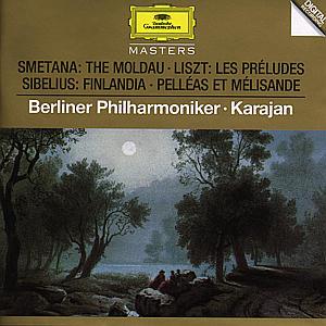 Die Moldau/Les Preludes/+ als CD