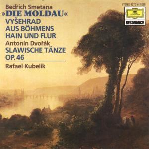 DIE MOLDAU/SLAWISCHE TÄNZE 1-6 als CD