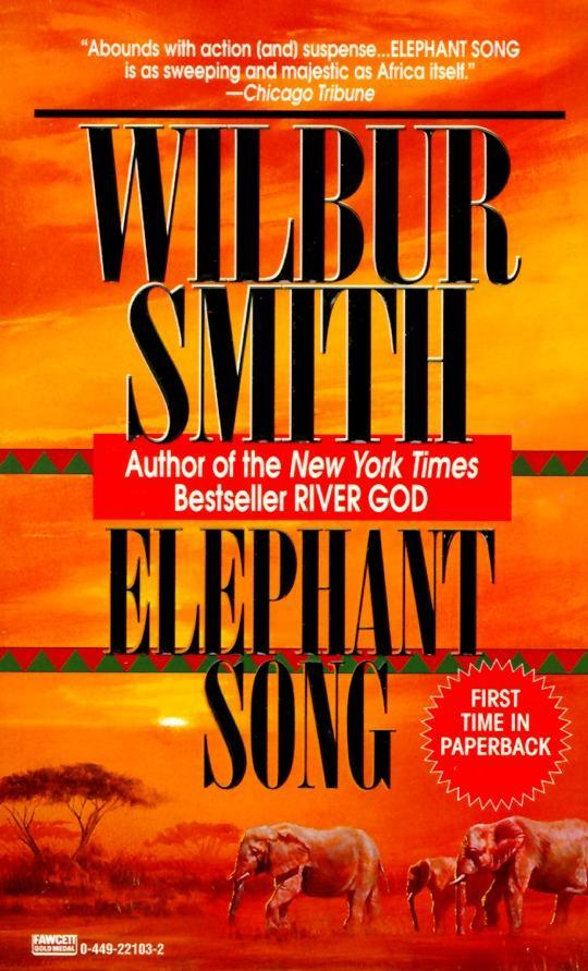 Elephant Song als Taschenbuch