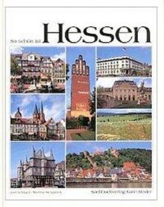 So schön ist Hessen als Buch