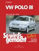 So wird's gemacht, VW Polo III 9/94 bis 10/01