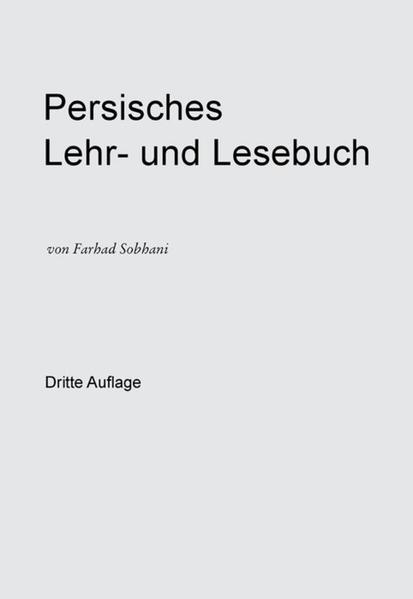 Persisch-deutsches Wörterbuch für die Umgangssprache als Buch