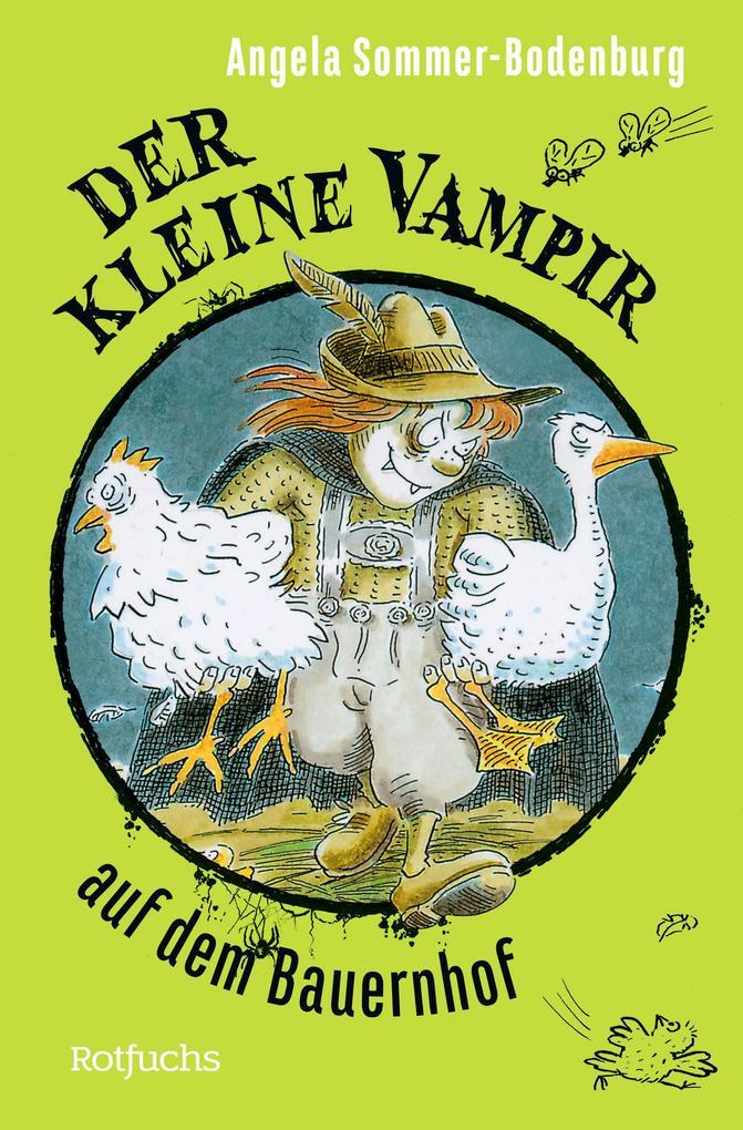 Der kleine Vampir auf dem Bauernhof als Taschenbuch