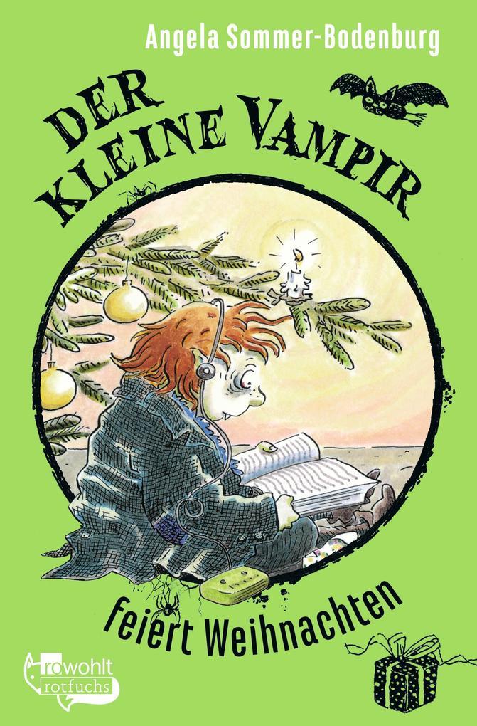 Der kleine Vampir feiert Weihnachten als Taschenbuch