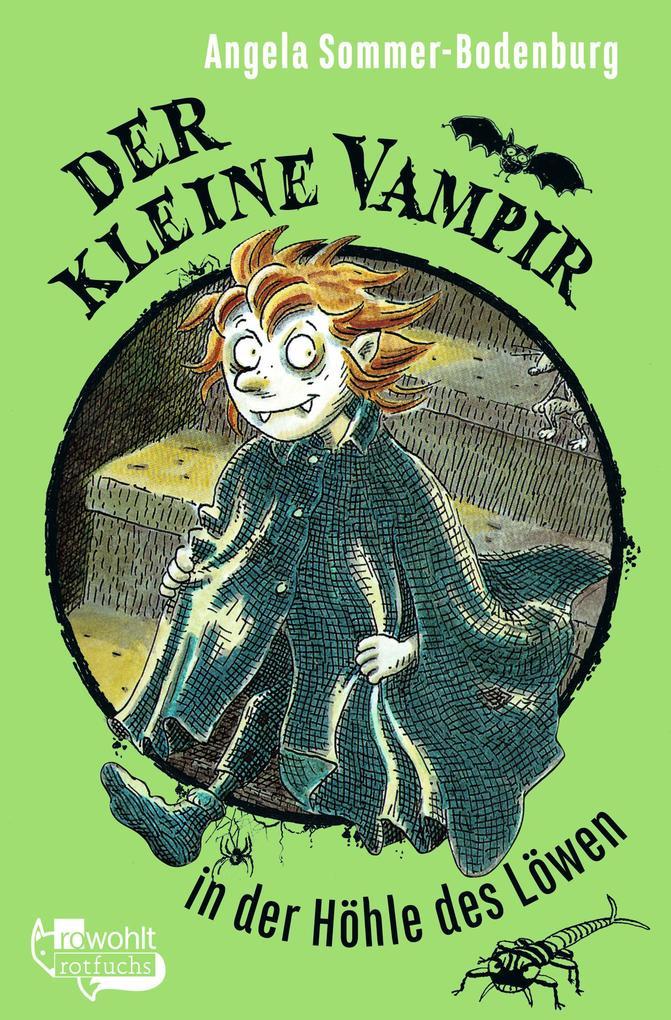 Der kleine Vampir in der Höhle des Löwen als Taschenbuch