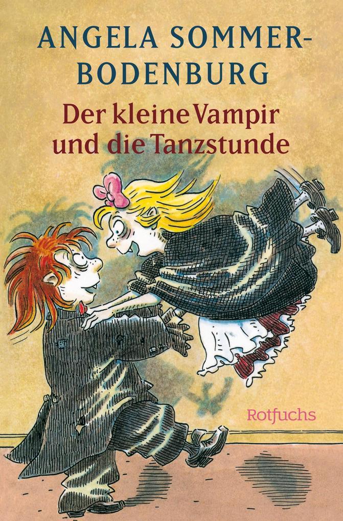 Der kleine Vampir und die Tanzstunde als Taschenbuch