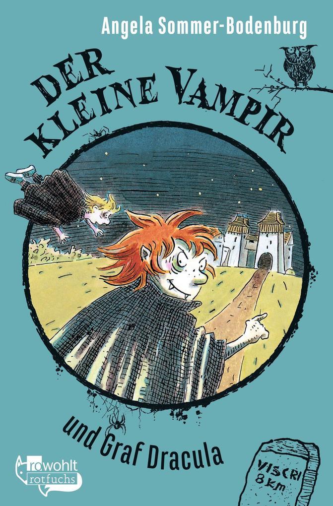Der kleine Vampir und Graf Dracula als Taschenbuch