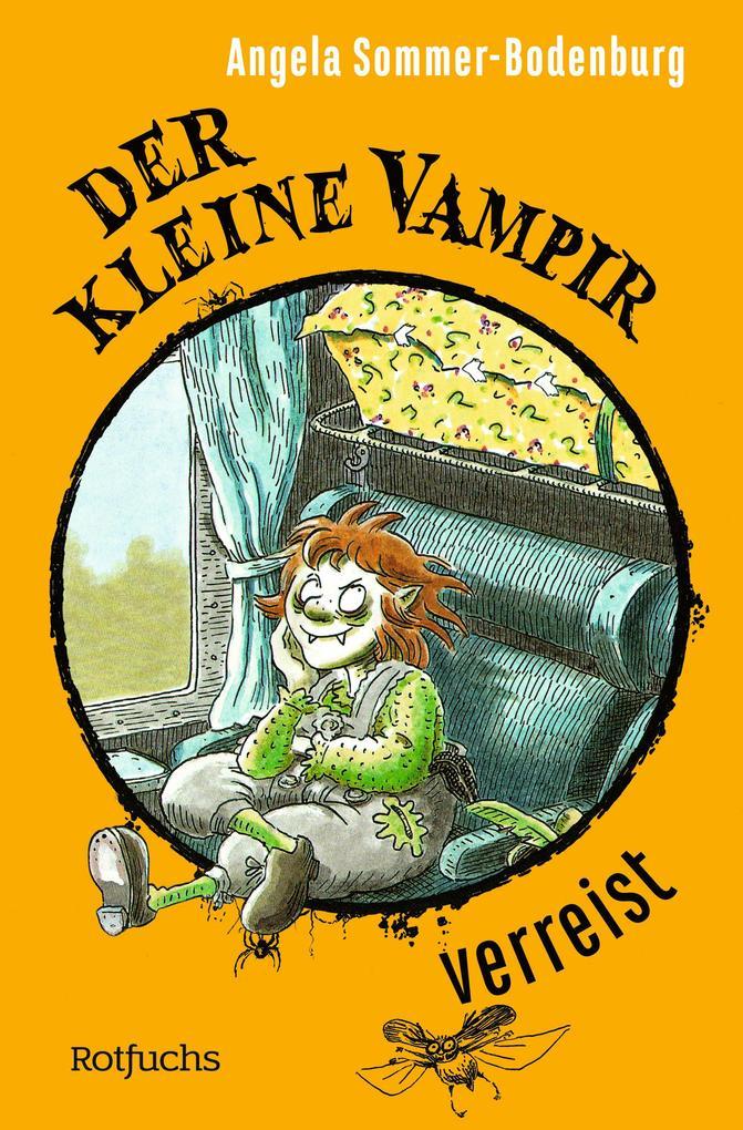Der kleine Vampir verreist als Taschenbuch