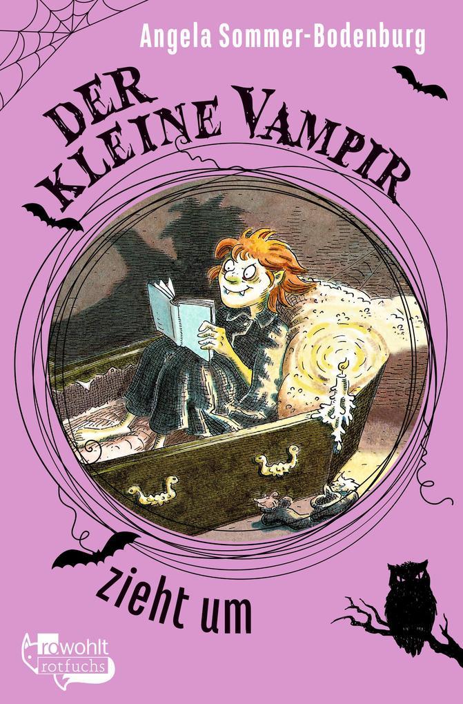 Der kleine Vampir zieht um als Taschenbuch