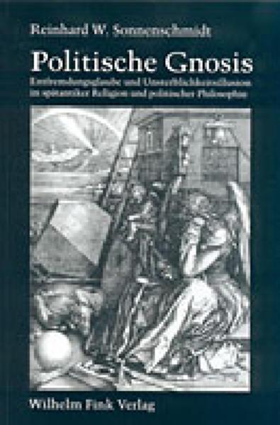 Politische Gnosis als Buch (gebunden)