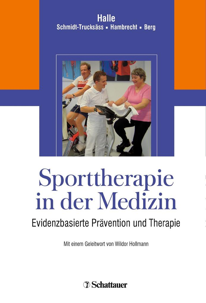 Sporttherapie in der Medizin als eBook Download...