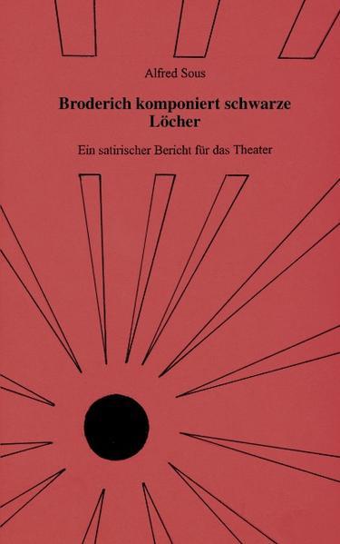 Broderich komponiert schwarze Löcher als Buch