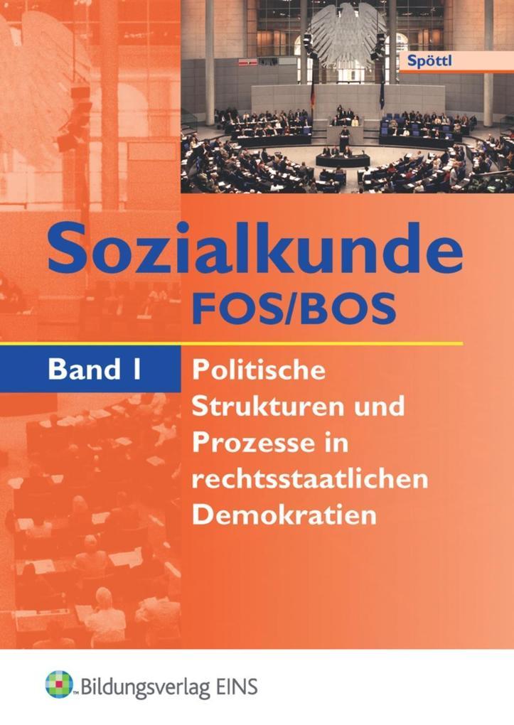 Sozialkunde für Fachoberschulen 1 (FOS/BOS) als Buch