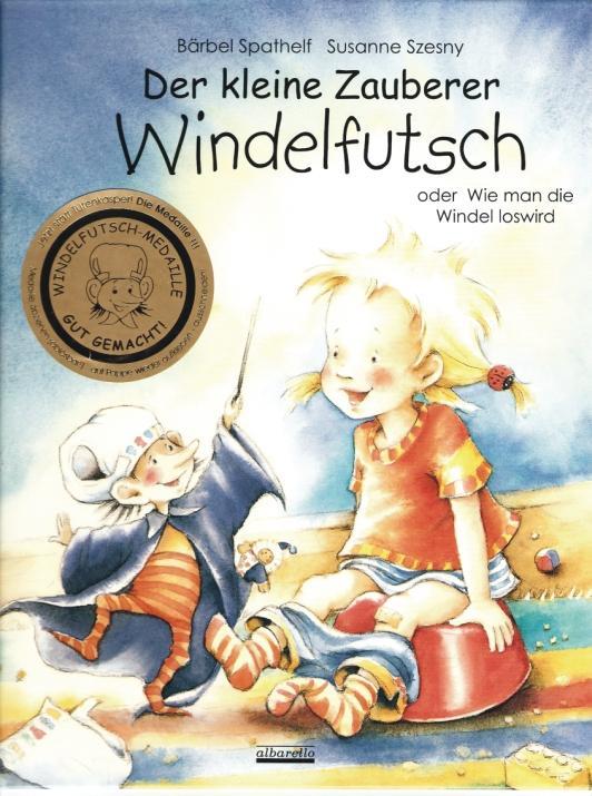 Der kleine Zauberer Windelfutsch als Buch