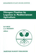 Nitrogen Fixation by Legumes in Mediterranean Agriculture: Proceedings of a Workshop on Biological Nitrogen Fixation on Mediterranean-Type Agriculture