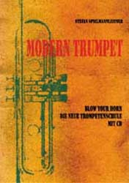 Modern Trumpet. Inkl. 2 CD als Buch