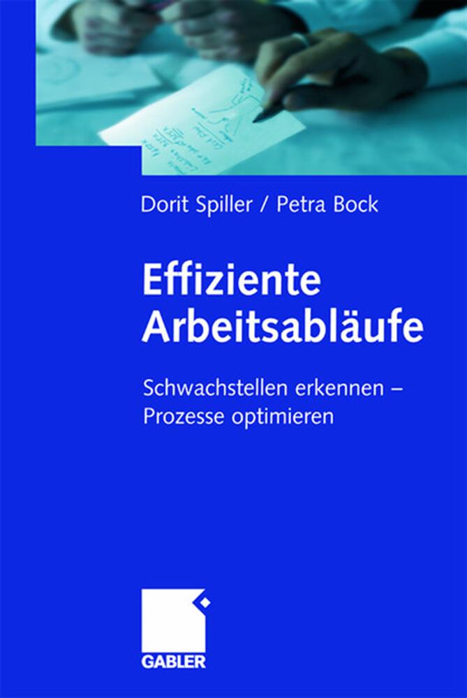Effiziente Arbeitsabläufe als Buch (gebunden)
