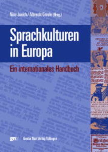Sprachkulturen in Europa als Buch