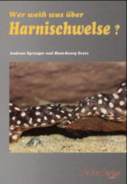 Wer weiß was über Harnischwelse? als Buch
